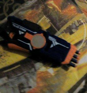 Игрушечное оружие для новичка