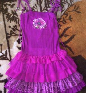 Платье «маленькая леди»