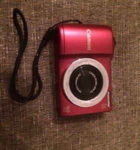 Фотоаппарат Canon Power Shot A810 HD Rose