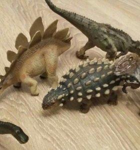 Коллекционные динозавры