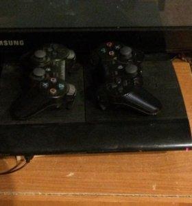 PlayStation 3 slim на 500 Гб