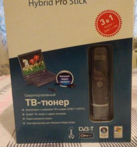 ТВ-Тюнер Pinnacle pctv hybrid Pro Stick