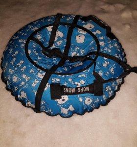 Тюбинг SNOW SHOW