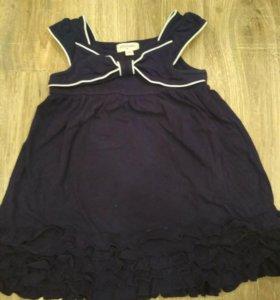 Платье-сарафан на рост 104