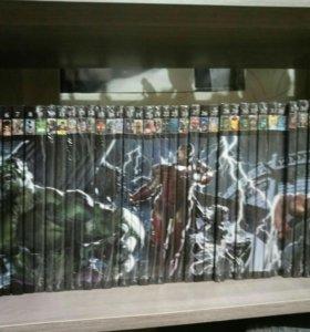Marvel.Официальная коллекция комиксов Hachette