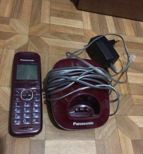 Телефоны стационарный и радио
