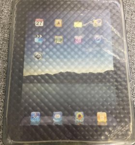 Чехол силиконовый iPad