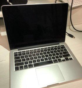 """MacBook Pro Retina 13"""", 2015, 256 Гб"""