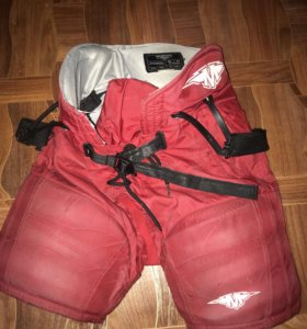Хоккейные шорты на рост 140