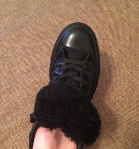 Кеды/ботинки dino bigioni зима