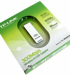 N300 Wi-Fi USB-адаптер TL-WN821N