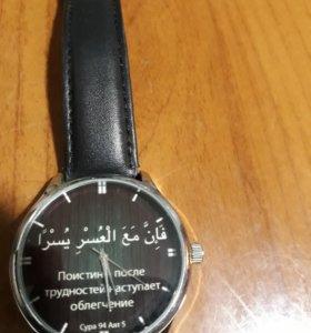Наручные исламские часы