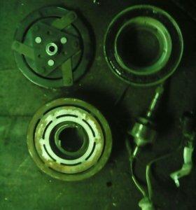 Муфта компрессора кондиционера митсубиси ASX