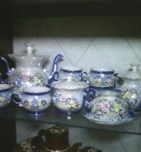 Чайнный сервиз