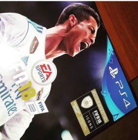 Игровая консоль Sony PlayStation4