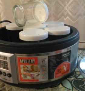 Йогуртница новая для семьи!