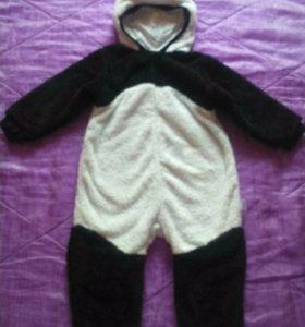 Комбинезон панда 76-80 см.