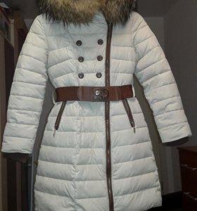 Пальто на девочку 10-13 лет