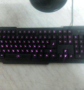 Клавиатура оклик