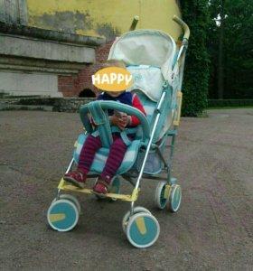Коляска трость Happy Baby Cindy