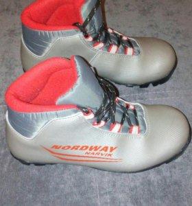 Лыжные батинки