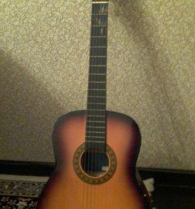 Гитара Алина 6 струнная