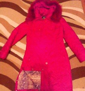 Зимний пуховик. 44 размер
