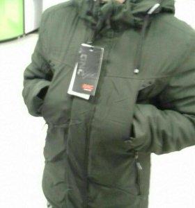 Куртка (пуховик) зимняя