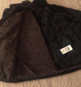 Шуба норковая размер 50