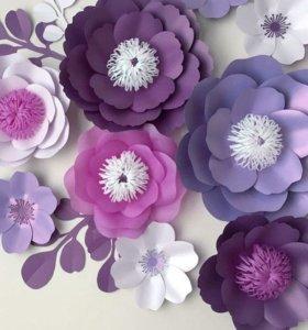 Цветы для украшения интерьера