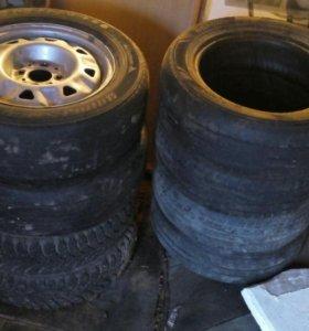 Колёса и шины