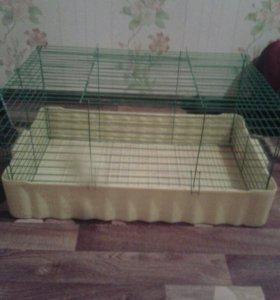 Клетка для грызунов и декоративных кроликов