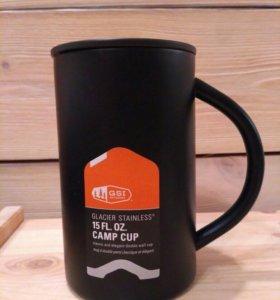 Новая термокружка GSI Outdoors Camp Cup