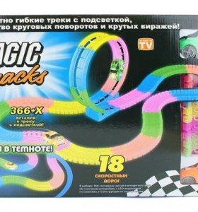 Magic Tracks 366 Гибкая гоночная трасса