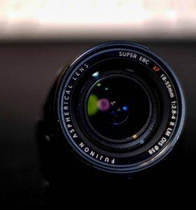 Объектив Fujifilm XF 18-55mm 2,8-4,0 R LM
