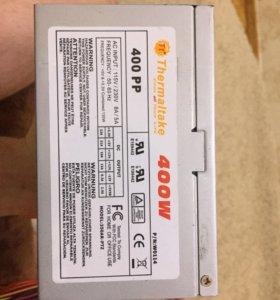 Блок питания Thermaltake 400W