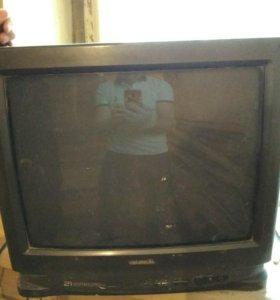 Телевизор Toshiba color tv