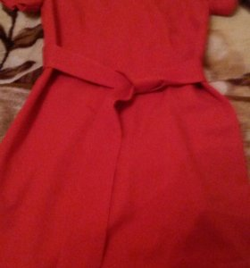 Красное платье Инсити