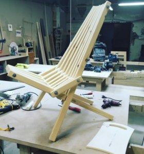 Кресло складное ,уличное!