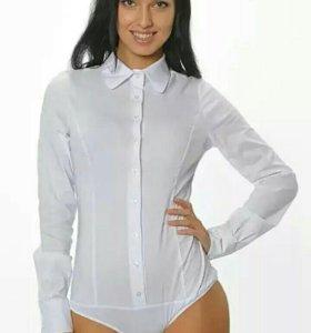 Рубашка-боди.158-164.
