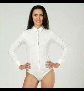 Женская блуза-боди.42.