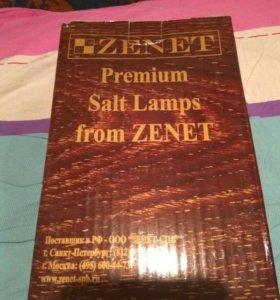 Солевая лампа Zenet Zet-130