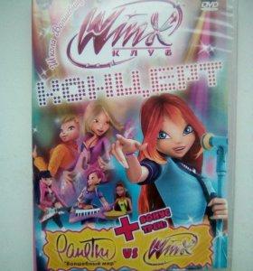 Winx концерт