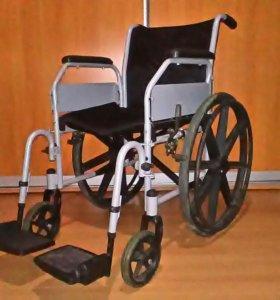 Летняя инвалидная коляска.