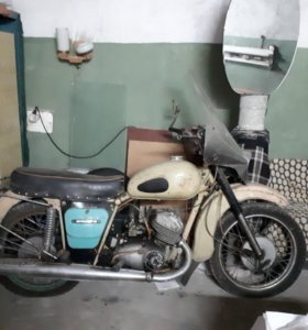 Мотоцикл ИЖ Юпитер - 2