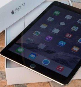 iPad Air 2 чёрный 64