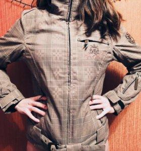 Горнолыжная куртка Exxtasy М