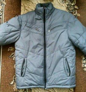 Куртка мужская зимняя в отличном состоянии,56 р