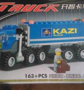 Конструктор Kazi 6409 Truc