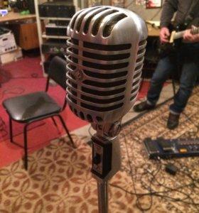 Микрофон shure 55